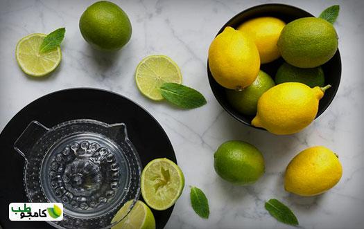 لیمو ترش کوچک