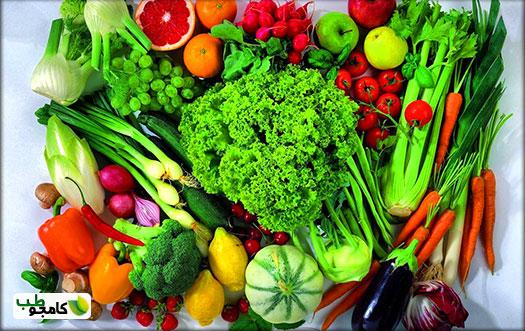 سمزدایی بدن با سبزیجات